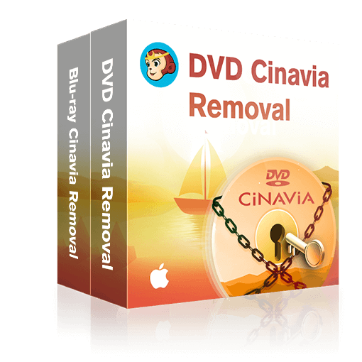 DVD & Blu-ray Cinavia Removal for Mac