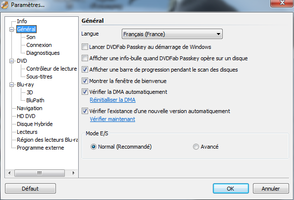 dvdfab passkey for blu-ray capture d'écran 4