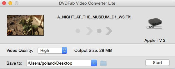 dvdfab video converter for Mac guide 1
