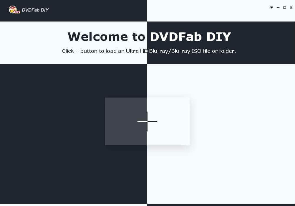 dvdfab DIY capture d'écran 2